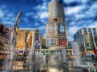 Dundas Square in Toronto by paul dex