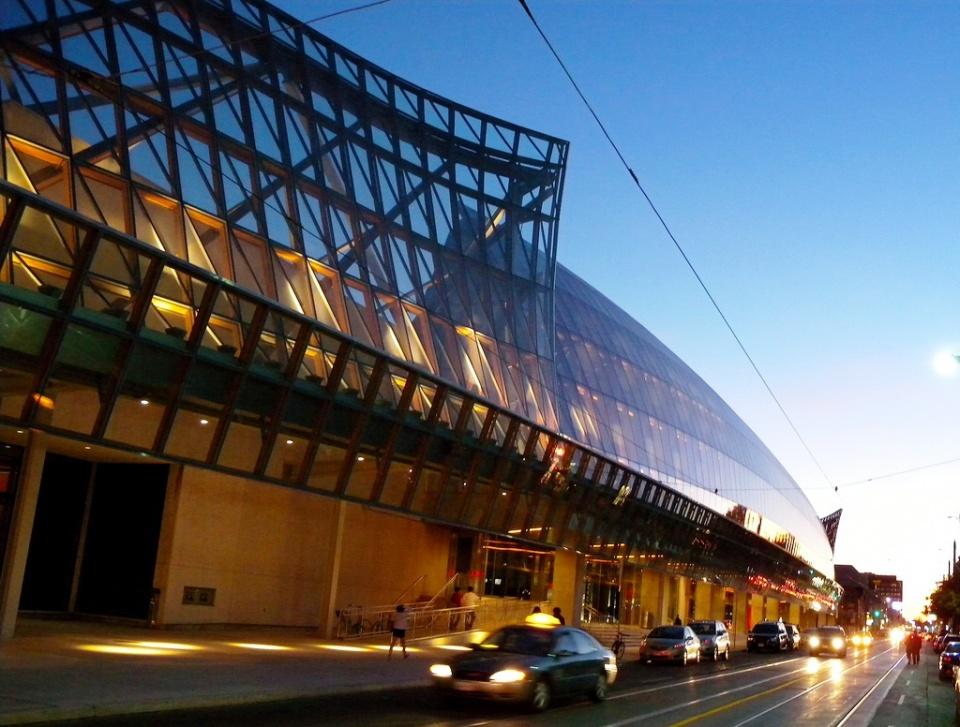 Foto De Galería De Arte De Ontario Ago Toronto: Check Out This Interesting Architeture: Art Gallery Of