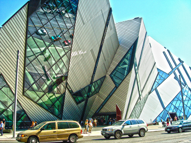 Royal Ontario Museum photo by Carol Felix