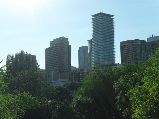 Yorkville Neighbourhood Central Toronto