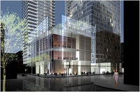 Four Seasons Hotel Toronto Rendering