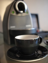 Coffee Maker by frkstyle