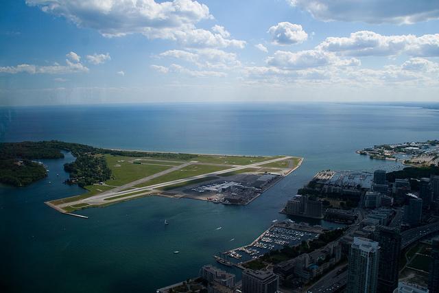 Toronto Island Airport Ferry Address
