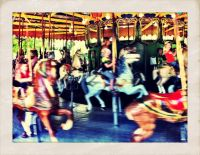 Centreville Carousel by Ryan