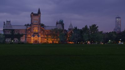 University of Toronto by knehcsg