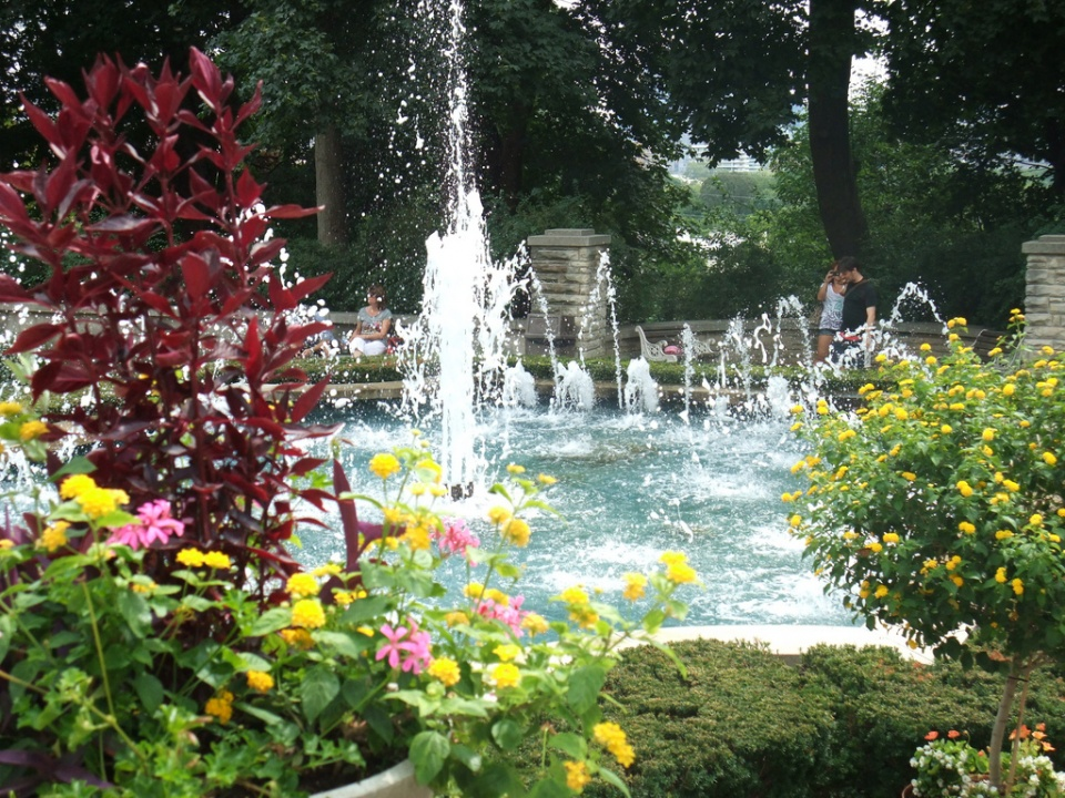 Toronto Most Beautiful Gardens