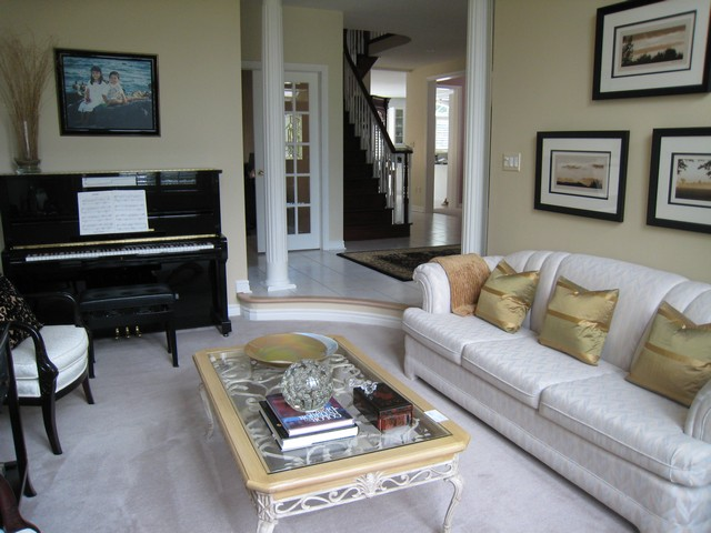 Top seven home designers in toronto jamie sarner for Home decor toronto