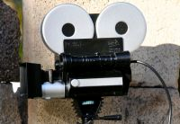 Motion picture camera by Davidd