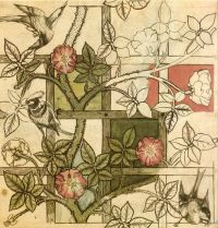 William Morris Design by Wikimedia Commons