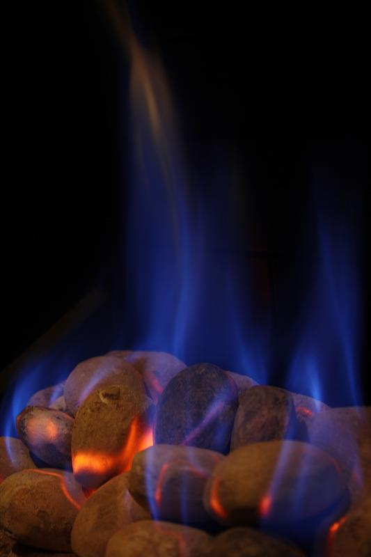 Dangers Of Closing The Flue Of Propane Gas Fireplace