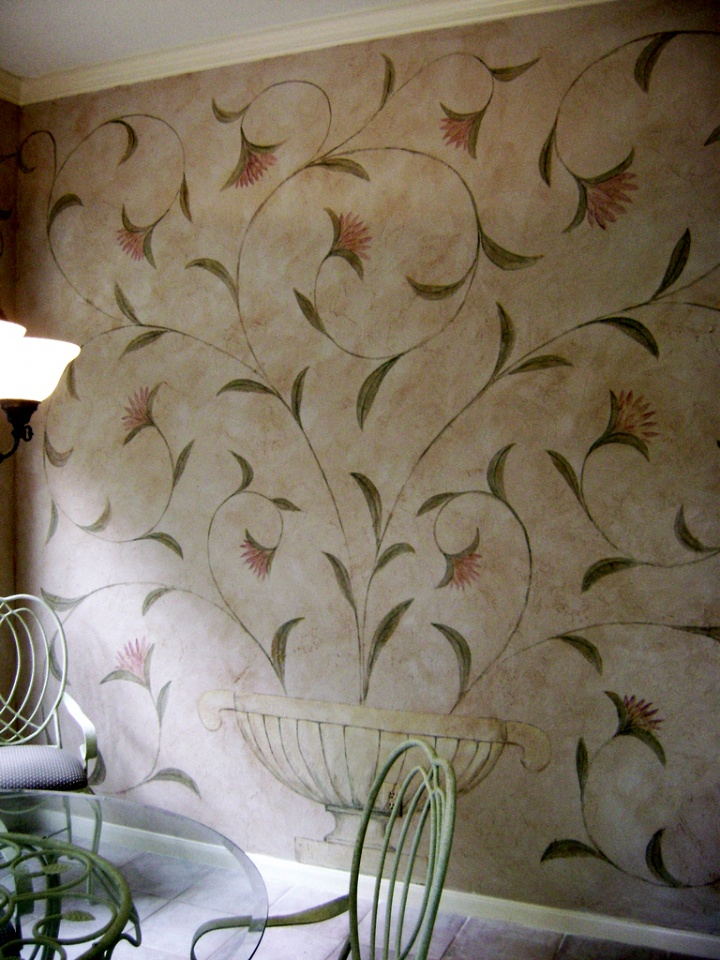 Interior Wall Decoration Options And Materials