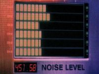 Noise Level by Michael Sandoval