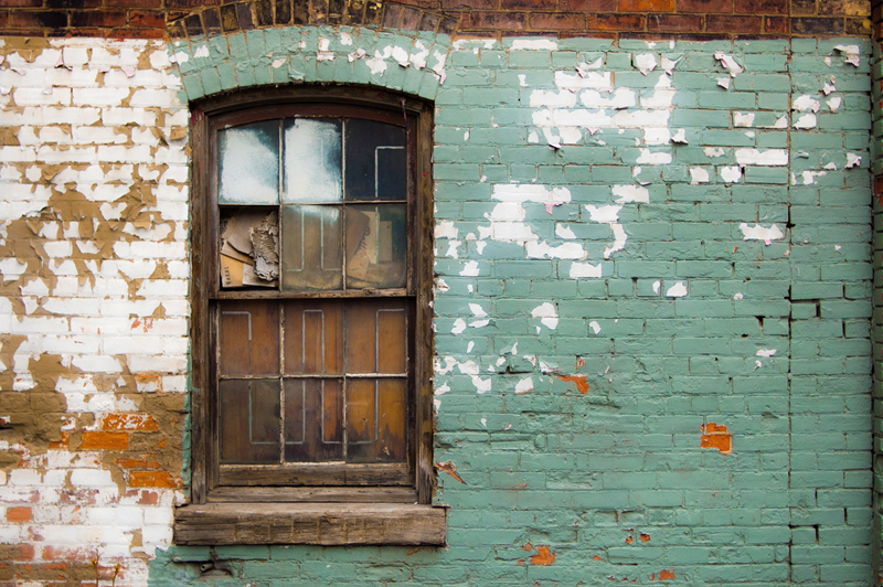 Photo Of The Day Old Window