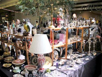 Heritage Monthly Antique Market