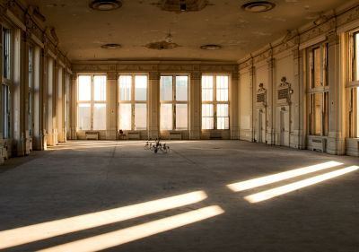 King Edward Ballroom by Erik