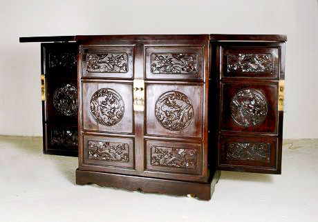 Antique furniture store dragon heir jamie sarner for Chinese furniture toronto canada