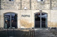 Noma Entrance by Wikimedia Commons