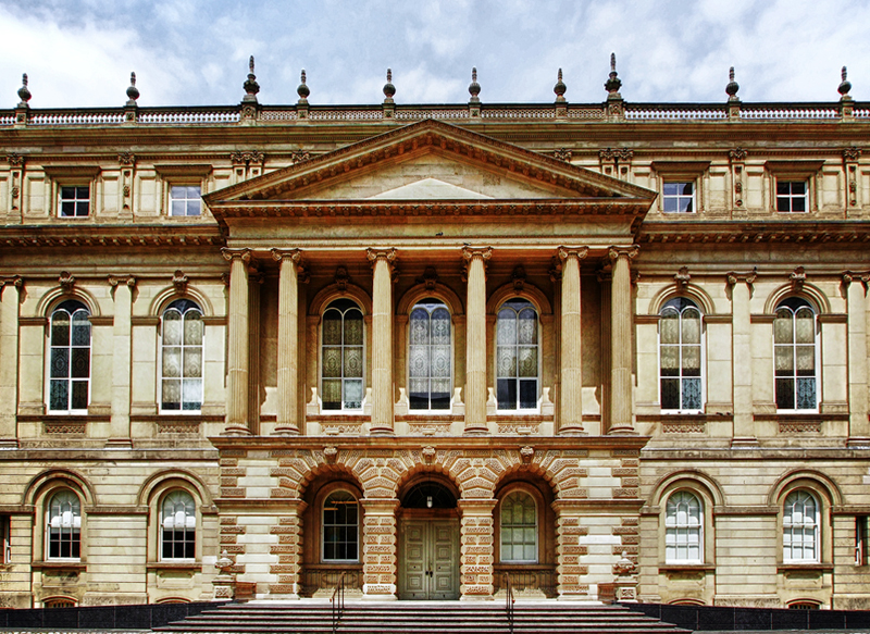 Osgoode Hall by Terry Ozon
