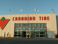 Canadian Tire by Cindy Funk