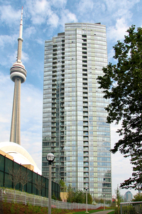 Condo in Toronto by Veggiefrog