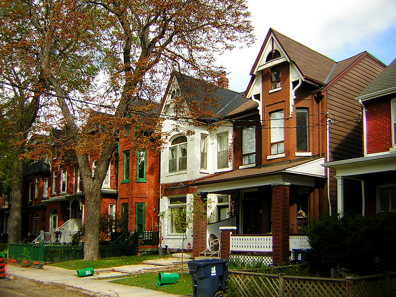 A Slowdown In Canada 39 S Housing Market Is Coming