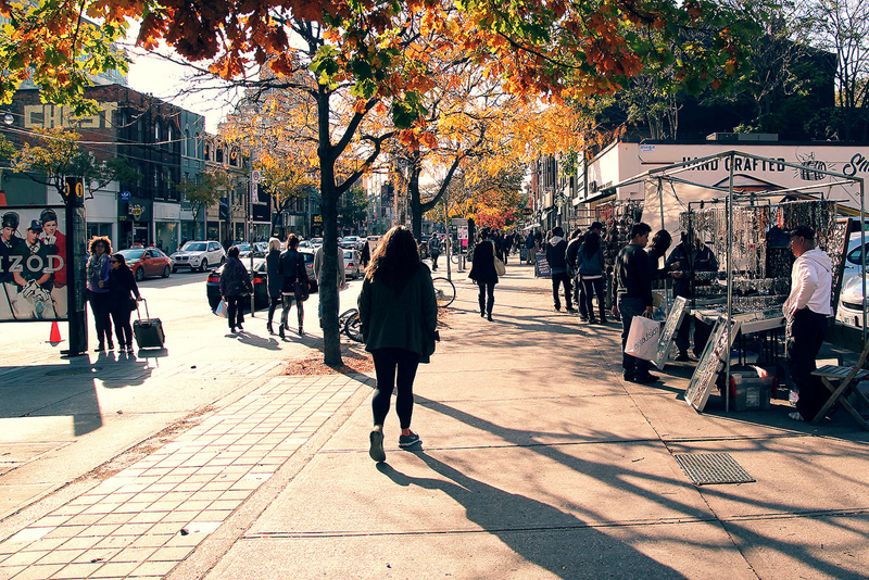 Toronto in fall season photo essay jamie sarner