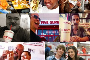 Five Guys, Burgers, and Fries