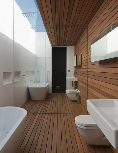 Bathroom by Wickerfurniture