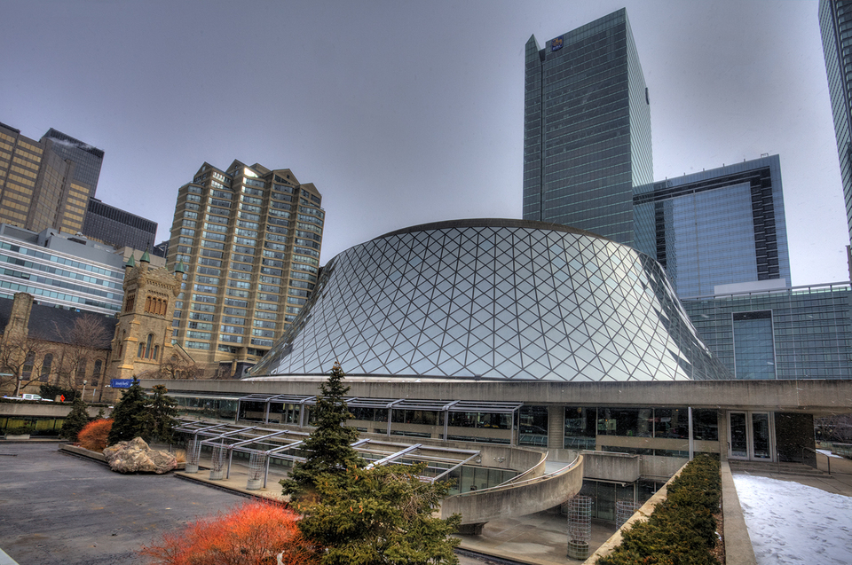Toronto Architecture: The City's Modern Landmarks