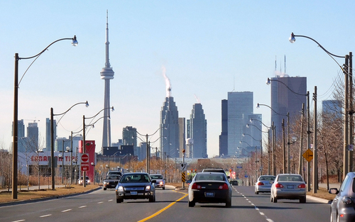 Toronto by Diego Torres Silvestre