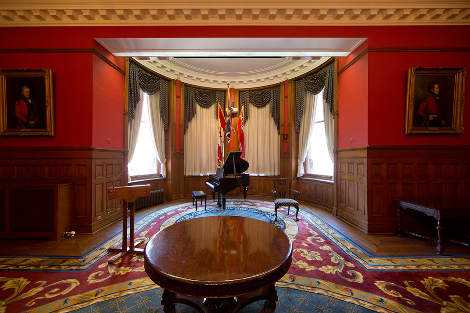 Ontario Legislative Building Office