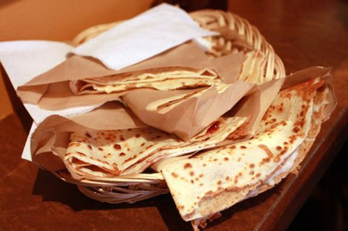 Crepes a GoGo Crepes