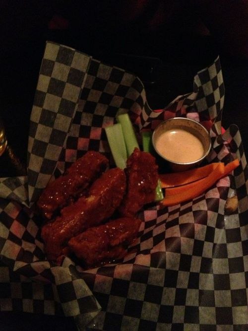 Hogtown wings