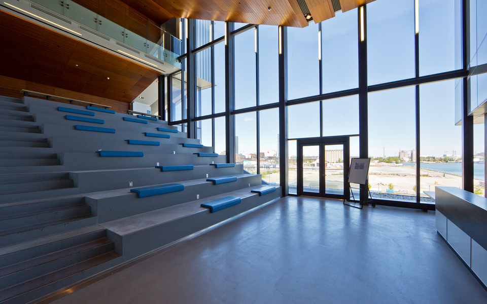 The Architecture of Toronto's Modern Campuses