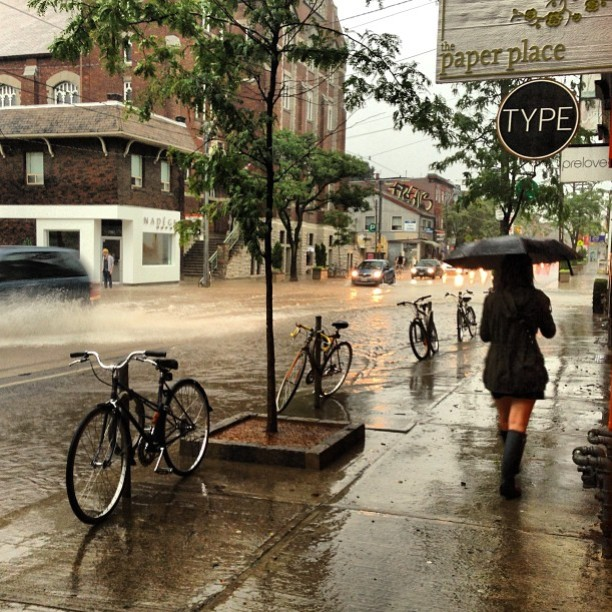 Queen Street Flood by jaclynmorga