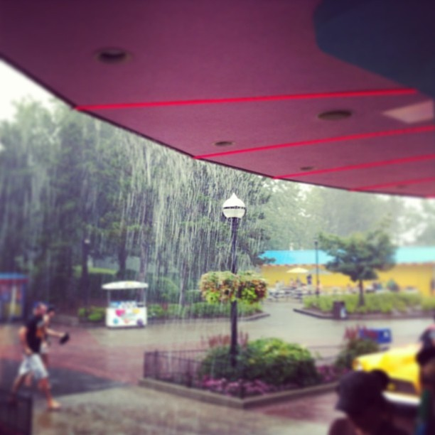 Rained Out at Wonderland by spoiledxrotten