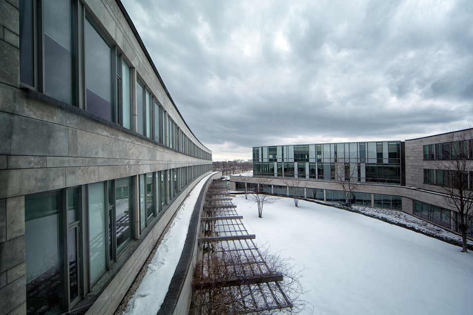 The Architecture Of Toronto S Modern Campuses