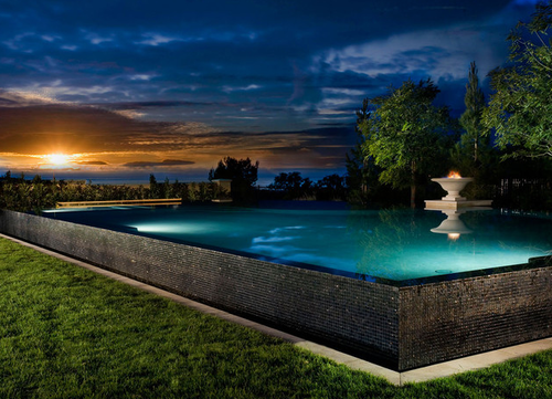 Pool Design by Studio H Landscape Architecture