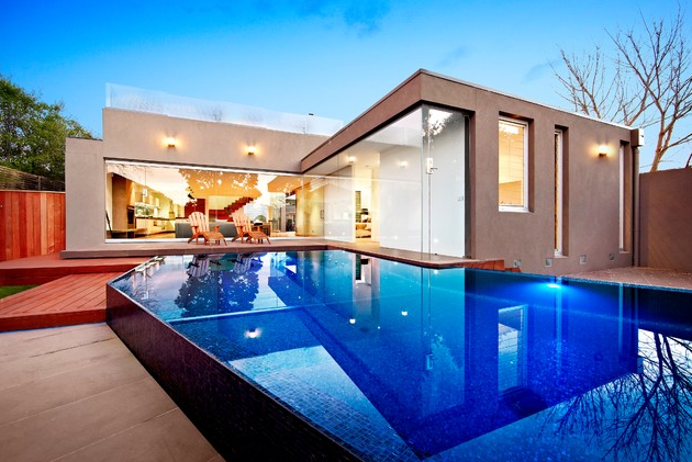 Modern Trends In Swimming Pool Design
