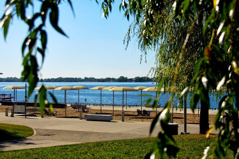 HTO Park View of Lake Ontario