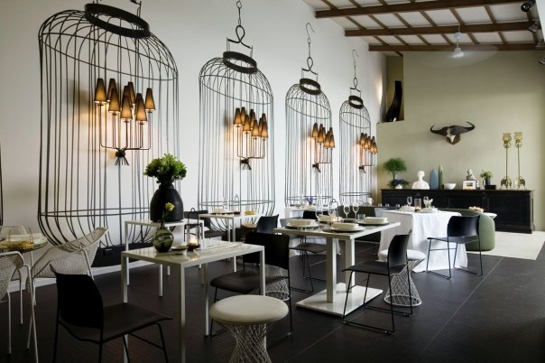 The world 39 s most creative restaurant designs for Unique design milano