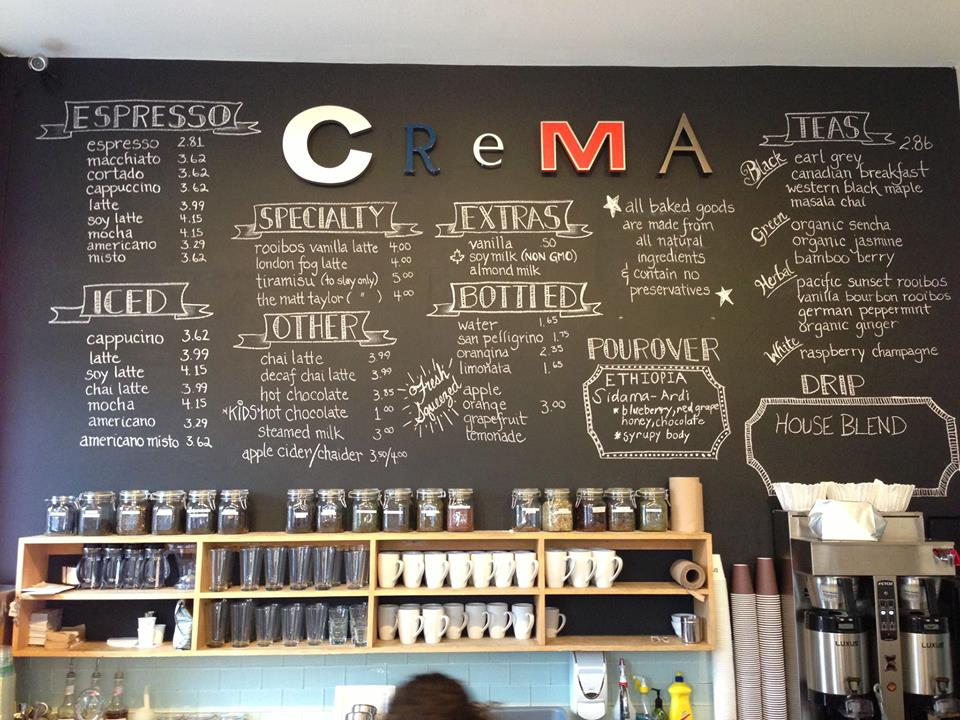 Crema Coffee Co