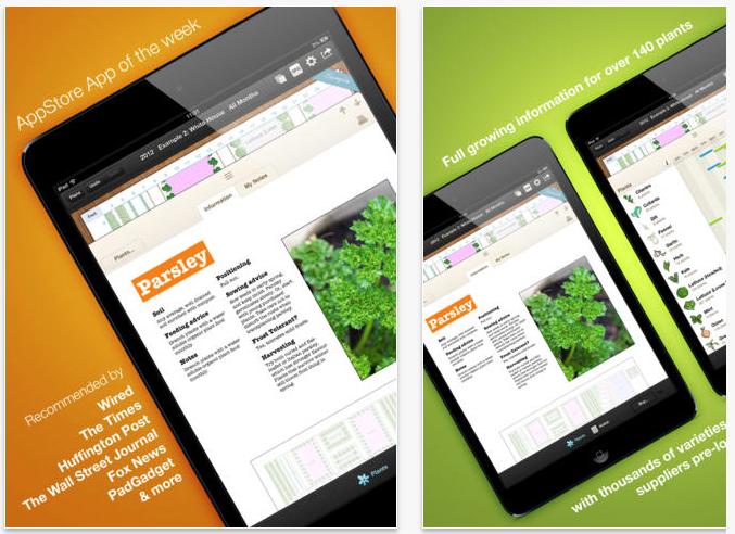 Top 5 Garden and Plants Apps Jamie Sarner