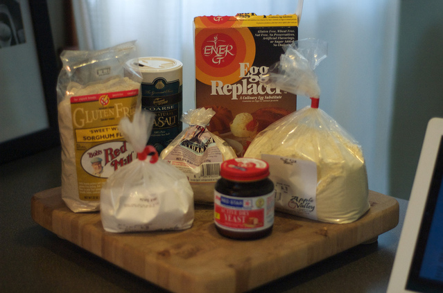 How To Make Gluten Free Bread by Jodimichelle