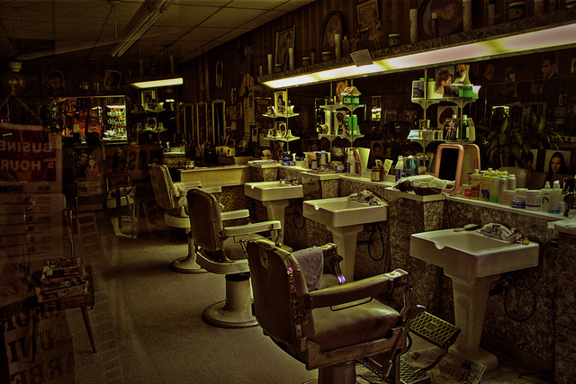 Barber Shop Forest Hills : Photo of the Week: Closing Time Jamie Sarner