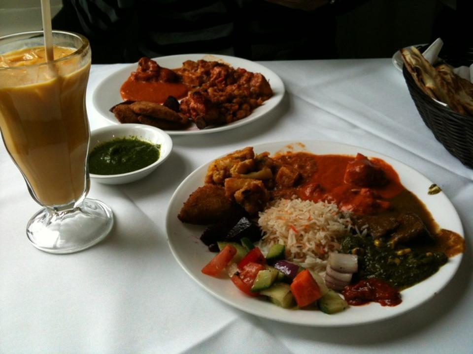 Top indian restaurants in toronto jamie sarner for Aroma indian cuisine toronto