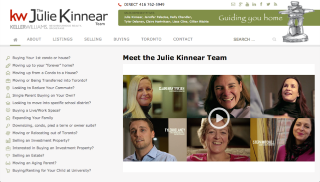 The Jullie Kinnear Team