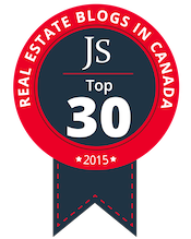 JS Top 30 Real Estate Blogs Badge