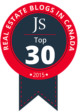 Top 30 Canadian Real Estate Blogs Badge