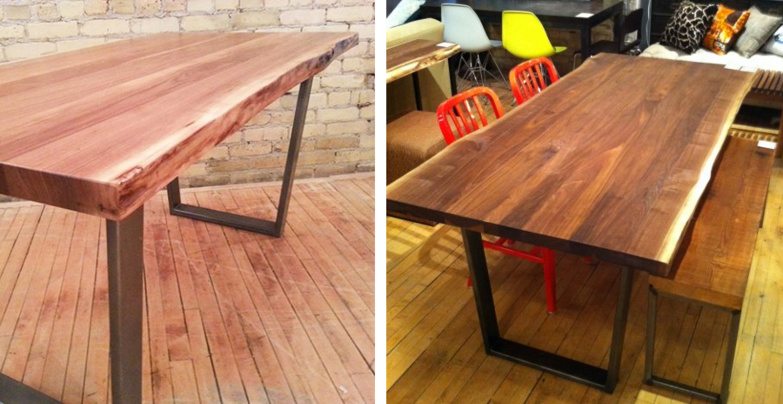 Davis Walnut table